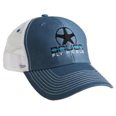 20160728 Bauer Accessories Blue Mesh Hat web B